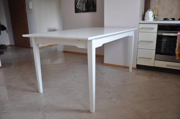 Biały Stół Ikea Biurka Stoły Krzesła Białystok Podlaskie