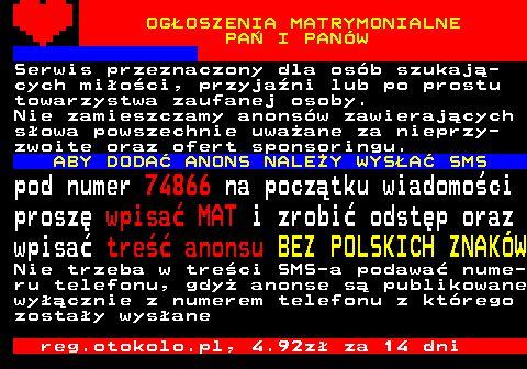 Www eanonse pl